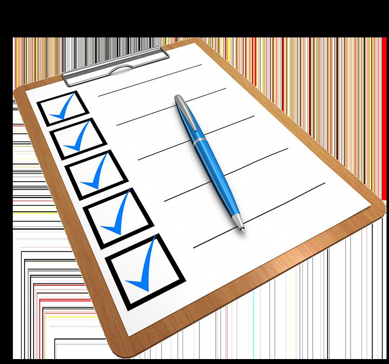 Sjekkliste for kjøp av kjørebok