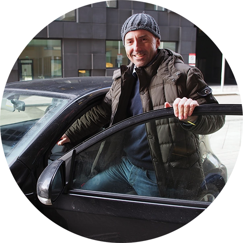 Sverre Martin doblet kjøregodtgjørelsen med elektronisk kjørebok