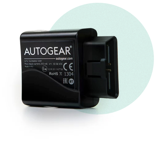 Autogear brukervennlig elektronisk kjørebok
